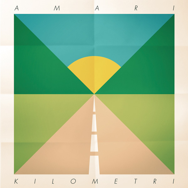 amari copertina kilometri
